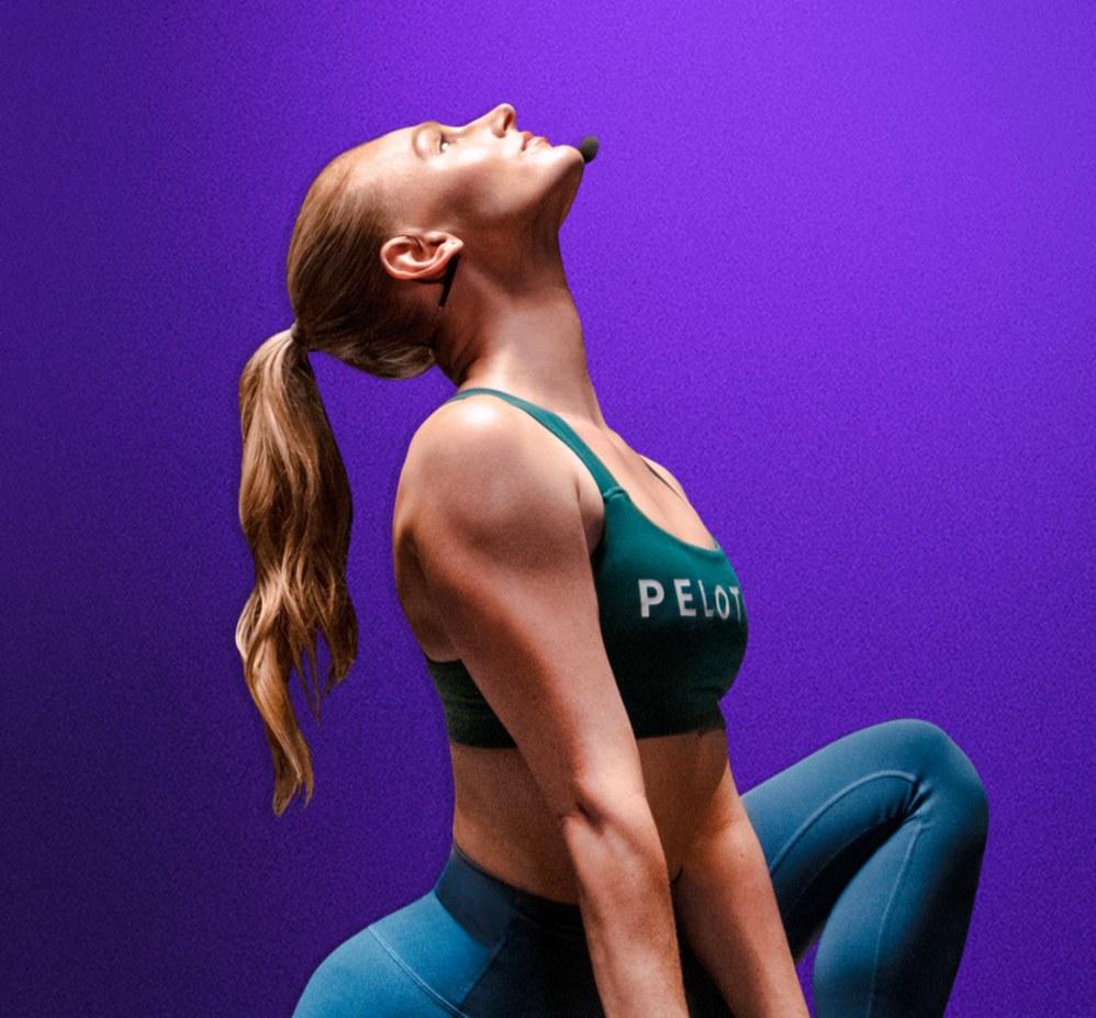 Yoga Peloton Class