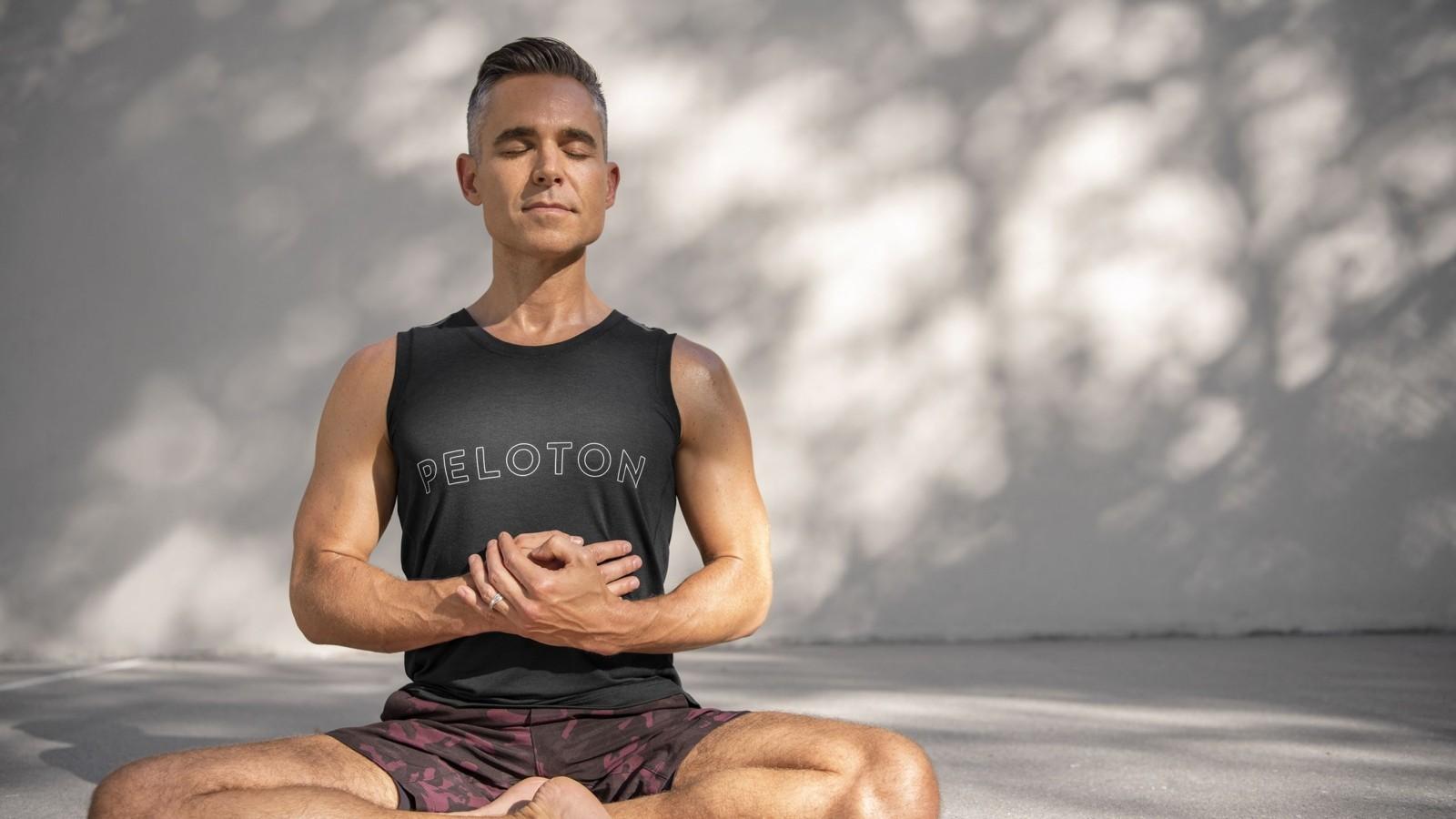 Meditation Peloton Class