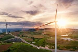 Sustainability - Windmills